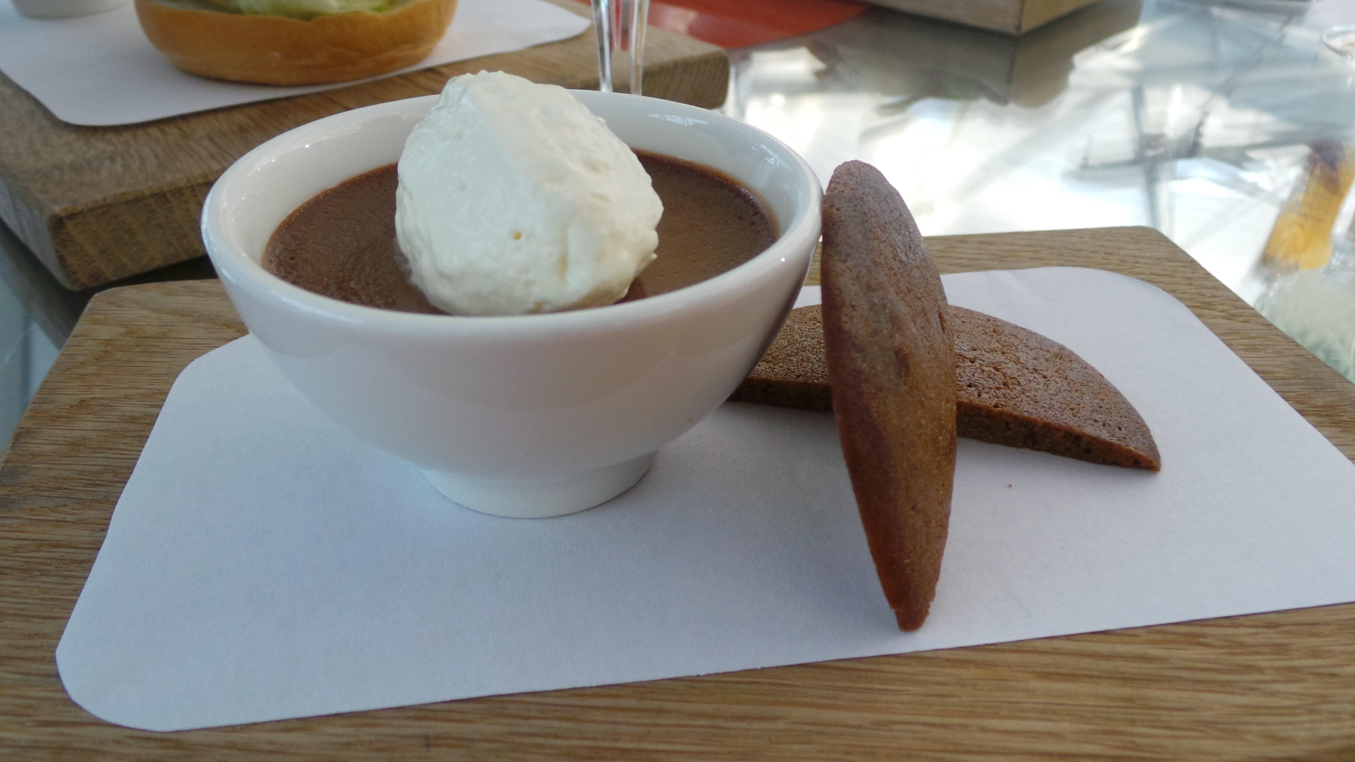 Chocolate Creampot