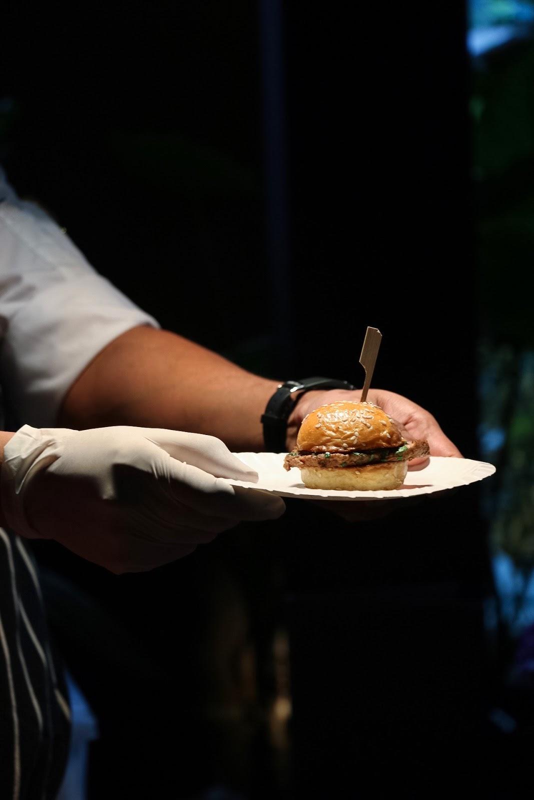 LKF Street Food Festival, Lan Kwai Fong, Street Food, HKMO, Porterhouse by Laris Pork Bun