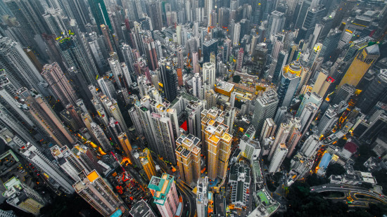 Sheung Wan, Hong Kong. This photo was the 500px.com Editors' Choice (Courtesy Andy Yeung)