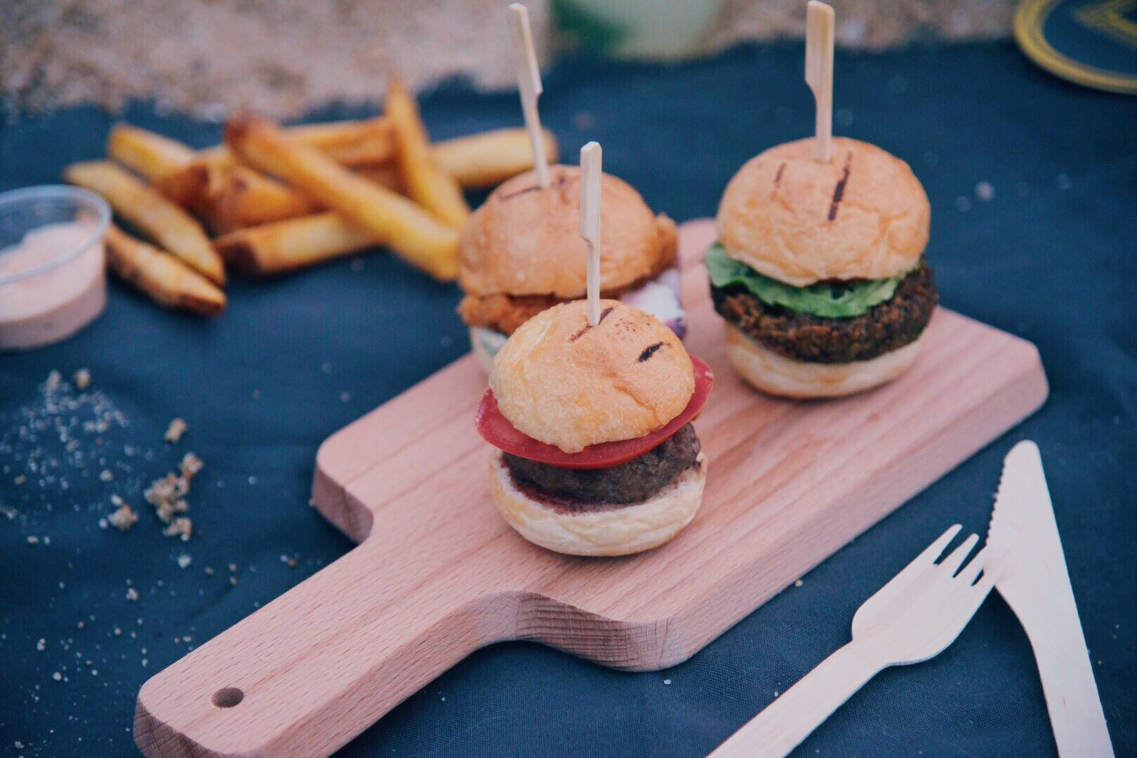 Beef & Liberty: sliders