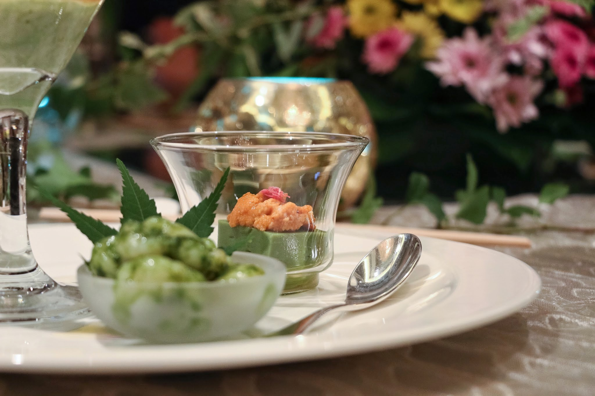 Kowloon Shangri-La, Matcha Green Tea, Shang Palace, Nadaman