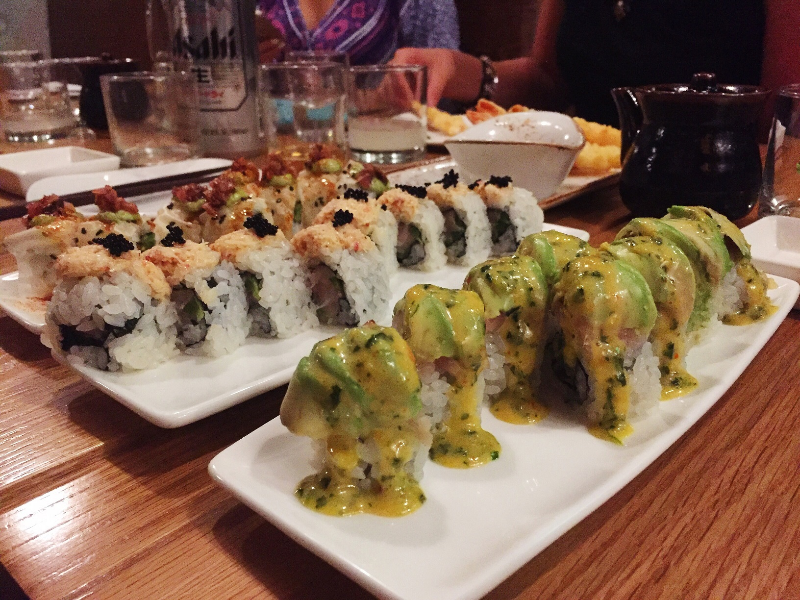 PDX, Local and Green Machine signature rolls