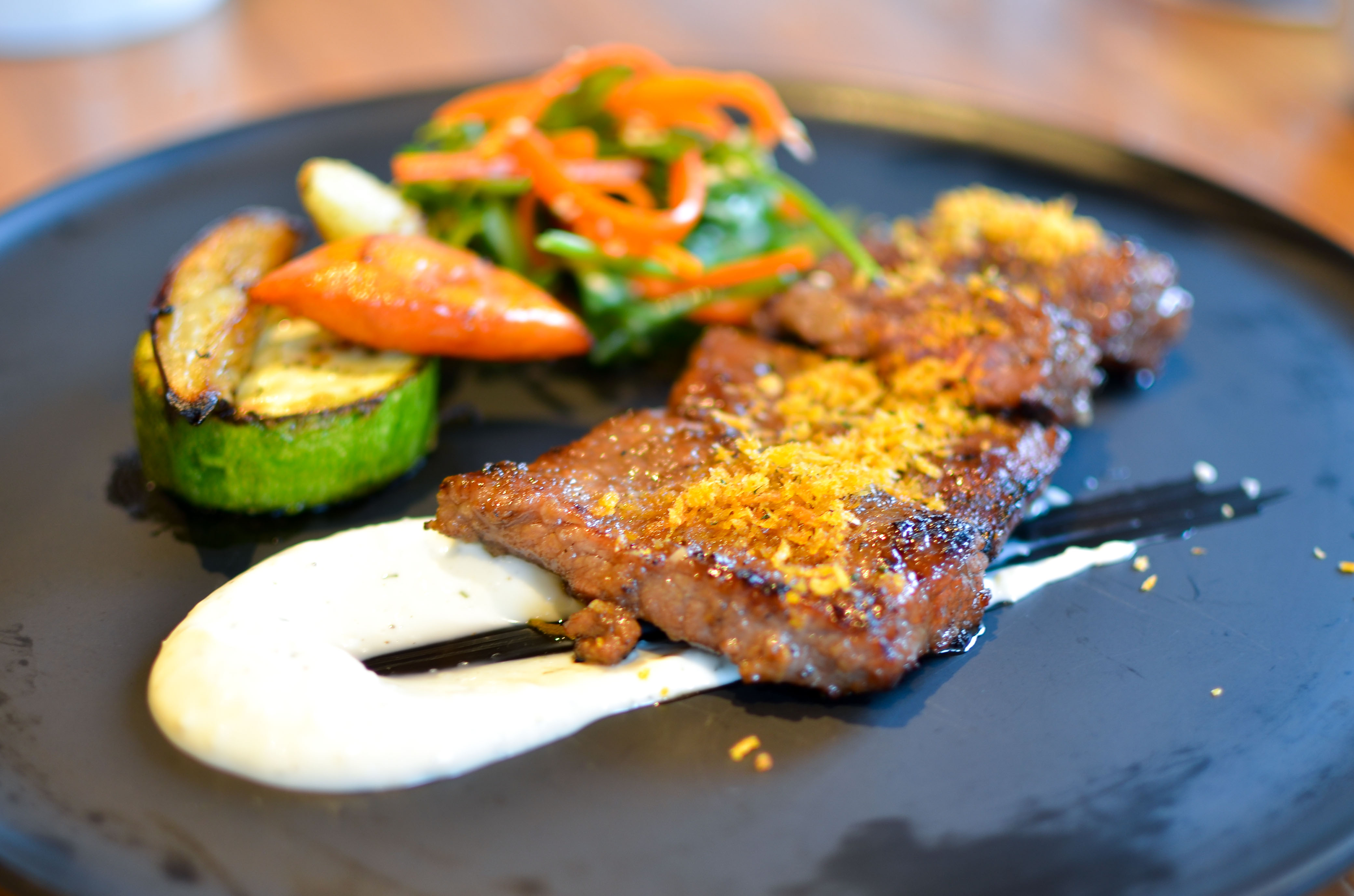 Grilled Kalbi