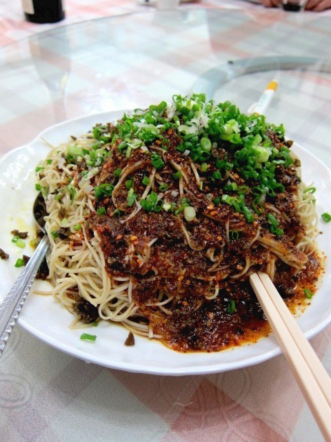 Sichuan Cold Noodles - Photocredit: Openrice.com