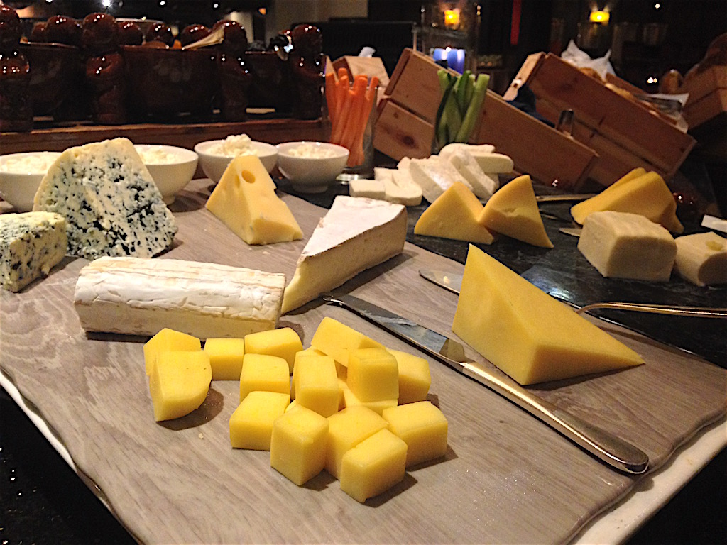Cheese Cheese & Cheese