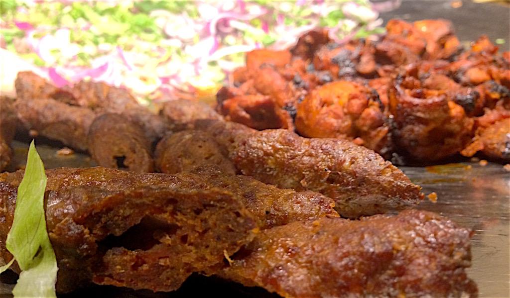 Assorted Kebabs
