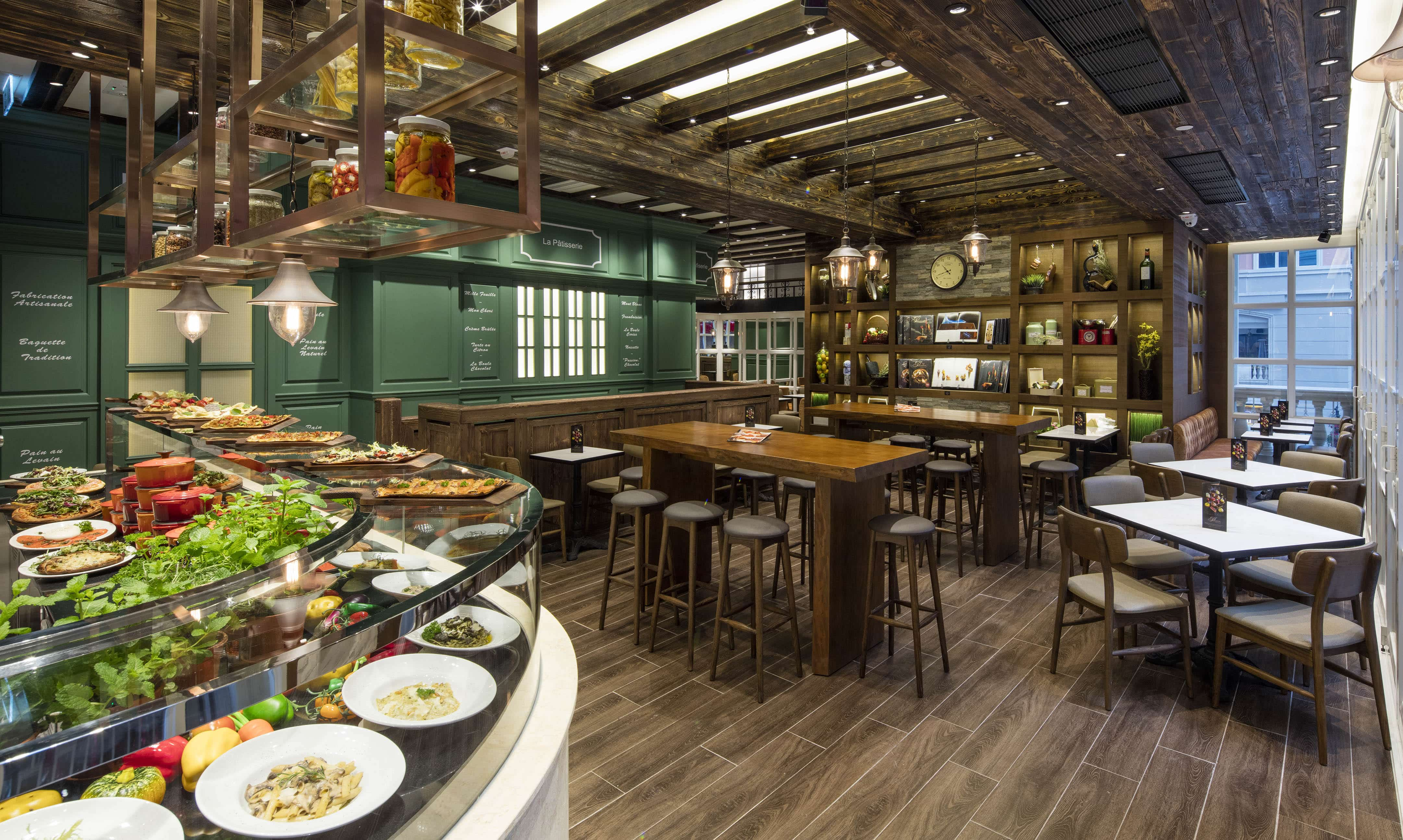 New Restaurant Openings In Hong Kong Foodie # Buffet Blanc Style New York