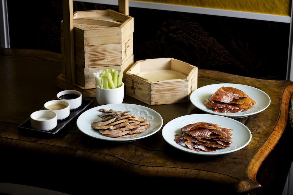Image: Roasted Beijing Duck