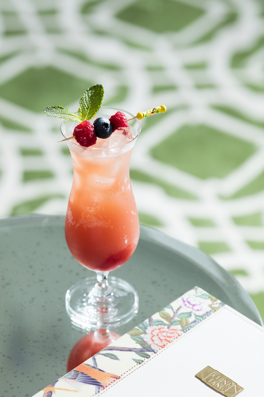 Image: Mocktail - Red Ocean