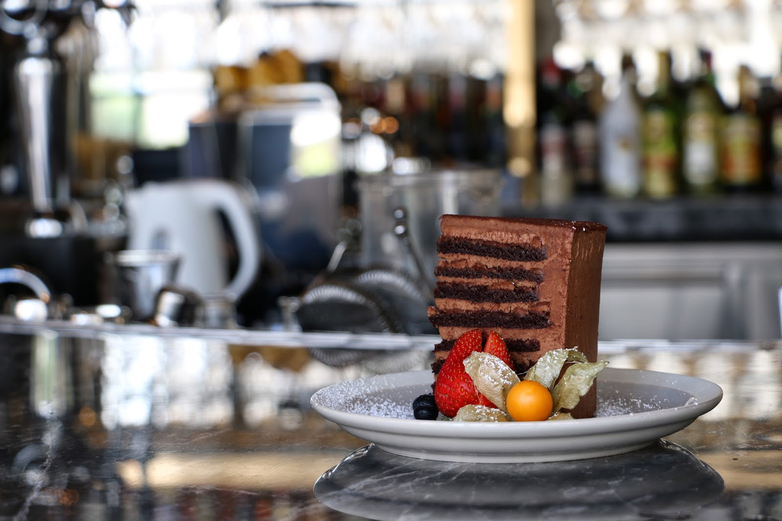 BOND Restaurant & Bar, Little Tai Hang, Seven Layers Chocolate Cake