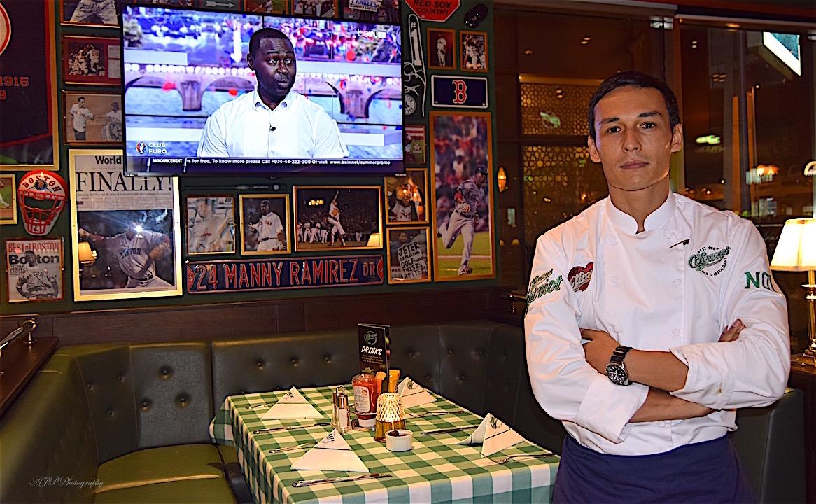 Chef Sasha