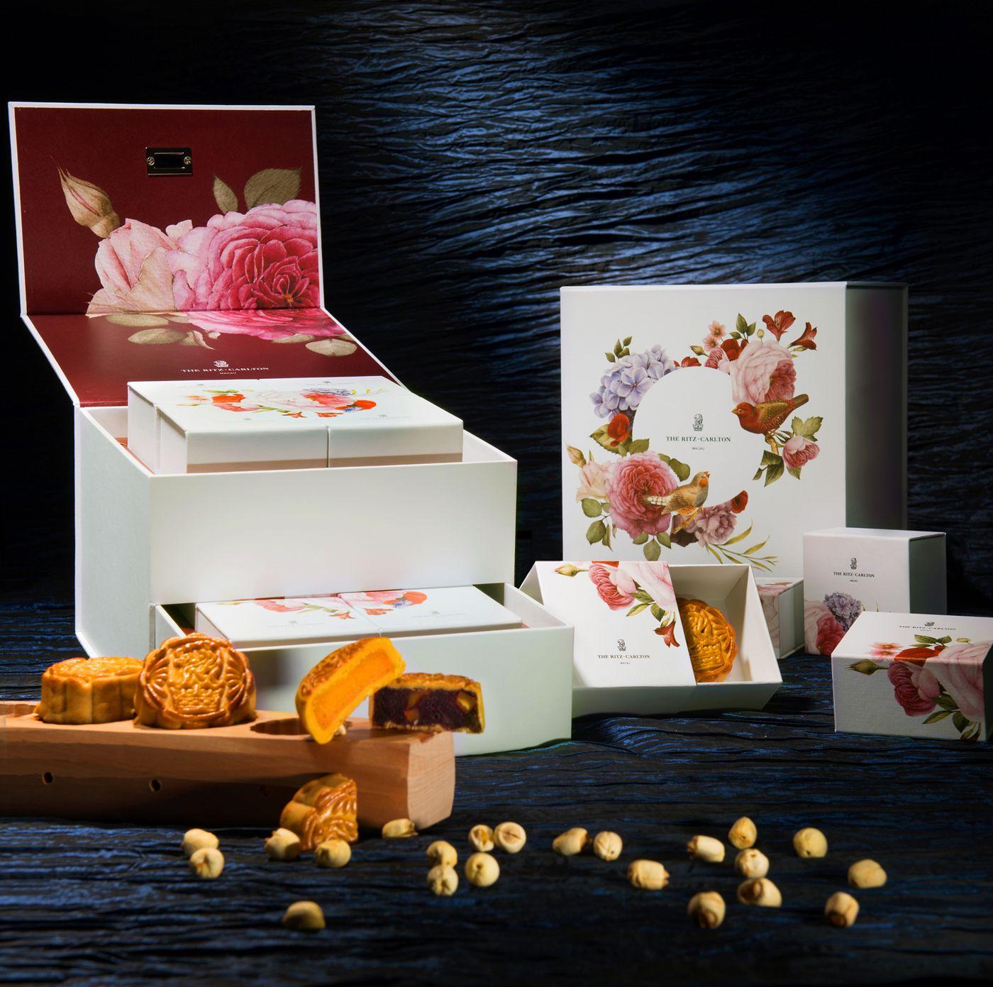 Autumn Moon Treasure Box