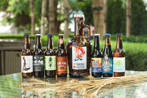 Eight local hand crafted brewery brands participate in Hullett House Hand Crafted Beer Festival