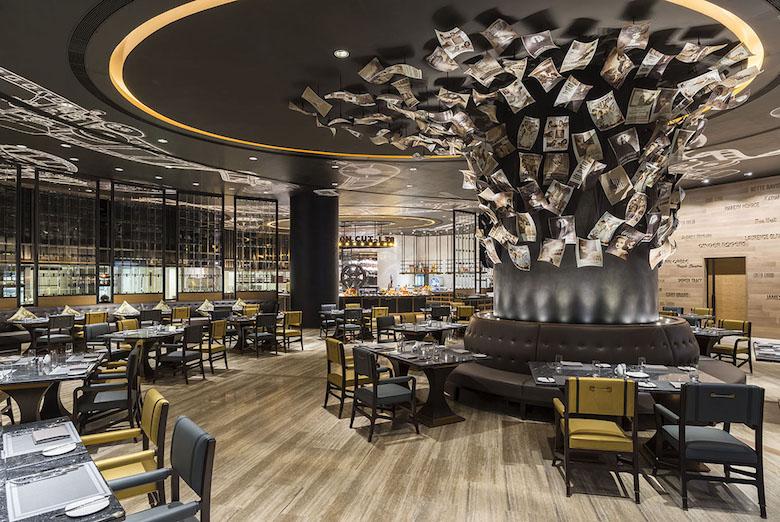 Hk restaurant interior design awards foodie hong kong