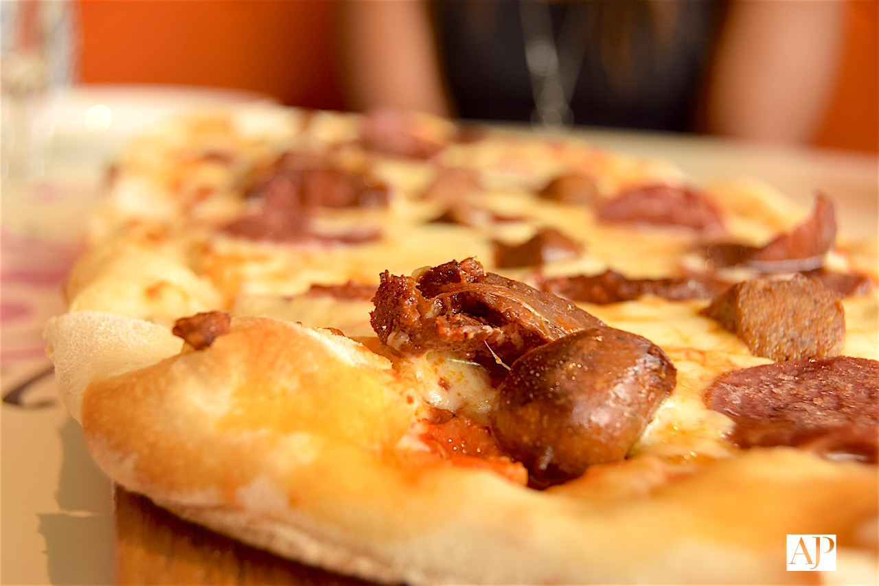 Pizza. 'Nuf Said