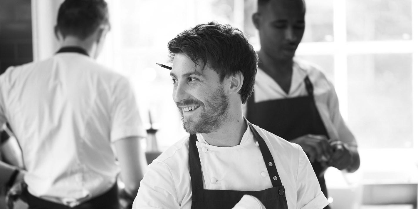 Chef Lee Westcott