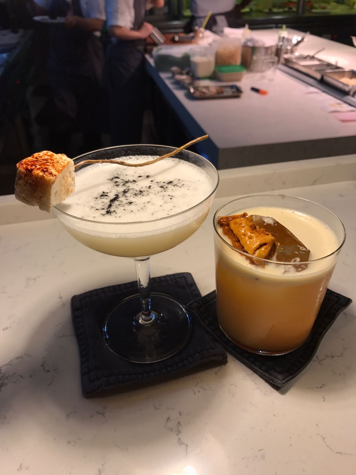 Fantastic cocktails