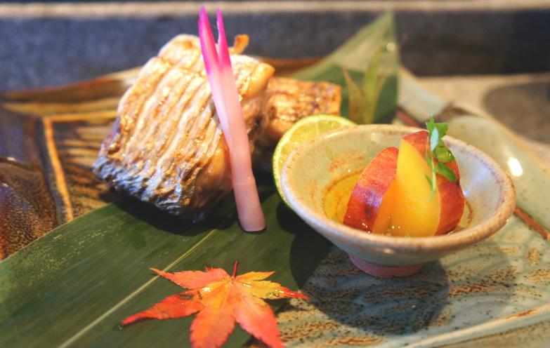 Grilled beltfish