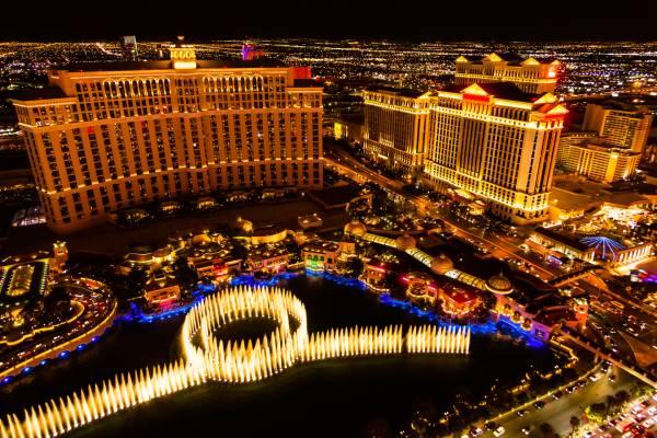 December Weather Averages For Las Vegas USA - Average december temperature in las vegas
