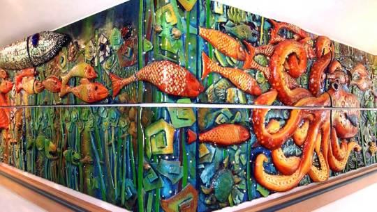 BRI Mural
