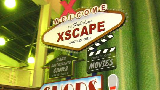 Xscape Castleford