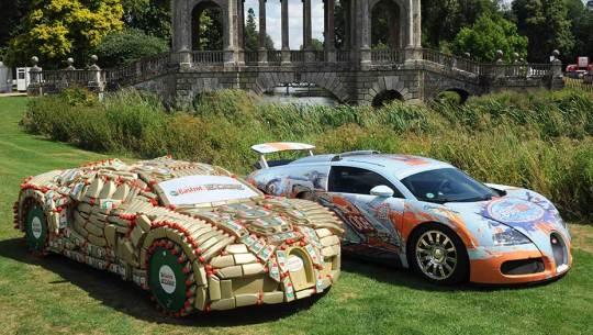 Castrol Edge Bugatti Veyron