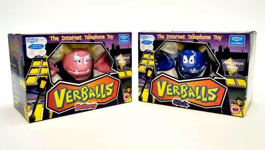 Verballs