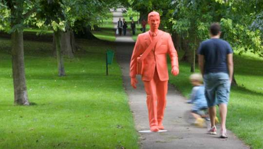 Prospect First Orange Man