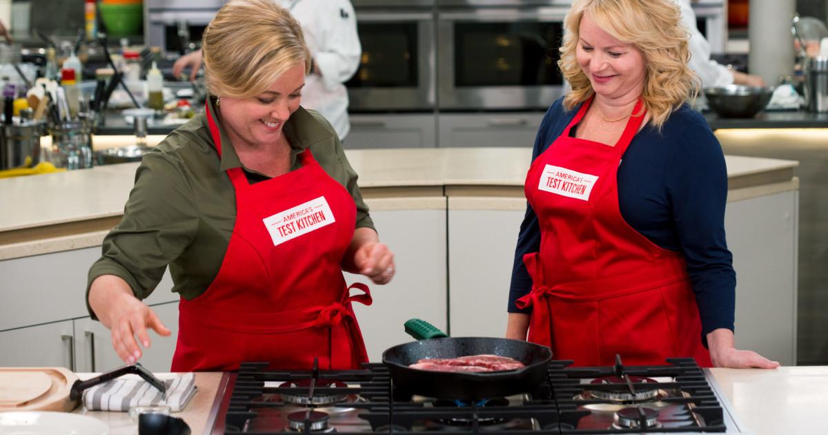The 2017 Season of America\'s Test Kitchen Kicks Off with Cast Iron