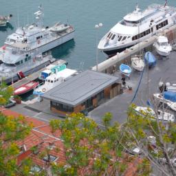 Port de Nice - Maison des Plongeurs / Billeteries