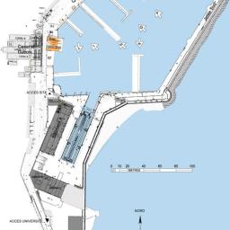 Plan du Port de la Darse