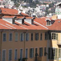 appartement sous les toits place Garibaldi