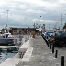 Port de Nice - Sanitaires plaisance