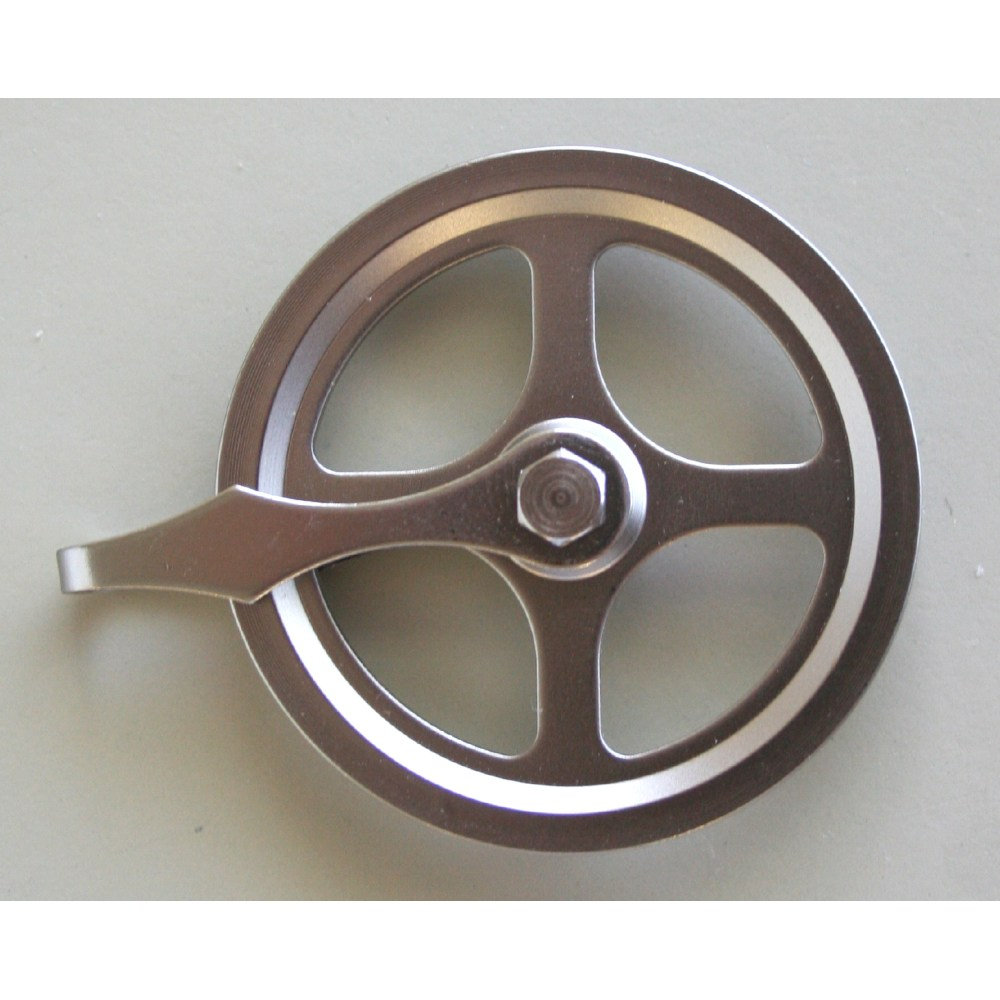 Image for Nickel Cable Pulley, 354997 from Howard Miller Parts Store
