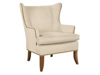 1025 Sarah,1025,Wing Chair