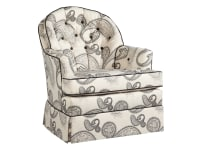1102SR Marcia Swivel Rocker,1102SR,Swivel Rocker Chair,Nursery Furniture,Baby Furniture
