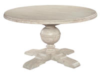 1-2221LN Homestead Round Pedestal Dining Table,12221ln,tables,dining tables,round dining tables,pedestal dining tables