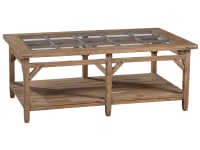 1-4100 Sutton's Bay Primitive Rectangular Coffee Table,14100,tables,coffee tables, rectangular coffee tables