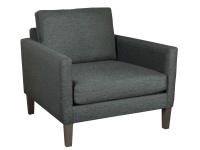 174140 Metro Track Arm Chair,174140,chairs,metro chairs,track arm chairs,living toom