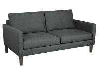 "174165 Metro 65"" Track Arm Loveseat,174165,loveseats,metro loveseats,track arm loveseats,living room"