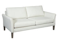 "174365 Metro 65"" Flared Arm Loveseat,174365,loveseats,metro loveseats,flared arm loveseats,living room"