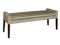 1901B Angie Accent Bench,1901b,benches,upholstered benches,dining room