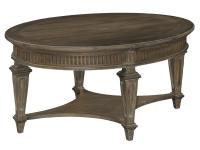 1-9201 Turtle Creek Oval Coffee Table