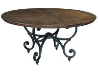 1-9219 Turtle Creek Round Dining Table,19219,tables,round dining tables,dining tables,dining room