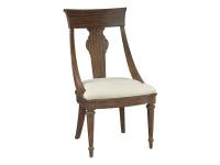 1-9224 Turtle Creek Sling Arm Chair