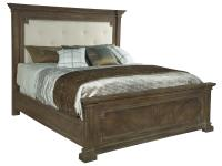 1-9271 Turtle Creek Upholstered King Panel Bed