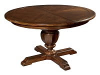 2-3221 Vintage European Round Dining Table,23221,tables,dining tables,round dining tables