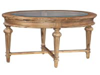 2-3300 Wellington Hall Oval Coffee Table,23300,tables,coffee tables,oval coffee tables