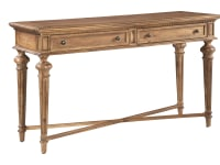 2-3306 Wellington Hall Sofa Table,23306,tables,sofa tables