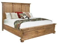 2-3368 Wellington Hall California King Panel Bed,23368,beds,king beds,bedroom